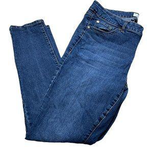 Torrid Womens Plus Size Pants Ladies Blue Casual
